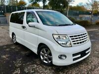 2005 Nissan Elgrand 2005 Fresh Import Nissan Elgrand Highway Star 2.5 Litre 4WD