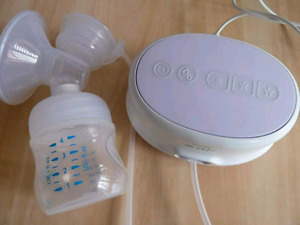 Electric avent breast pump