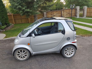 2006 Smart Fortwo Passion CDI Coupe (2 door)