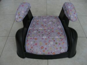 Highrise Auto Booster Seat