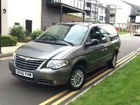 CHRYSLER GRAND VOYAGER 2.8 CRD AUTOMATIC 7 SEAT STOW N GO