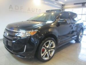 Ford EDGE SPORT NAVIGATION 2011