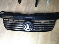 VW TRANSPORTER T5 CROME GRILL