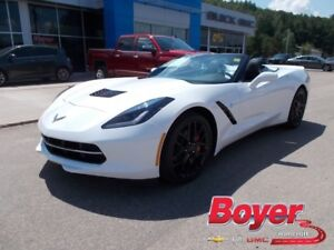 2019 Chevrolet Corvette Convertible Stingray