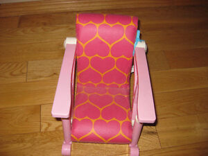 Our Generation/ American girl doll highchair Strathcona County Edmonton Area image 5