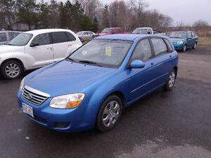 2008 Kia Spectra LX Hatchback