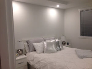 For rent: Oct 1/18. Furnished 1 bedroom/1 Bath West End