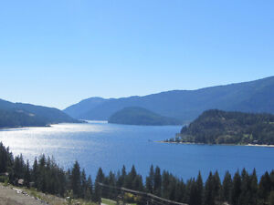 Incredible Lake View lot overlooking Mara Lake