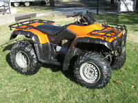 2003 Honda TRX350FE FourTrax Rancher Quad