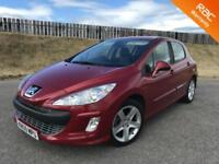 2009 PEUGEOT 308 SPORT 1.6HDI 110PS - 79K MILES - 6 MONTHS WARRANTY