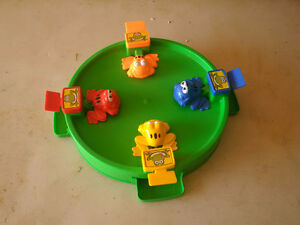 Vintage -  Hungry,Hungry Hippo Game