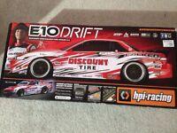 E10 drift RC car