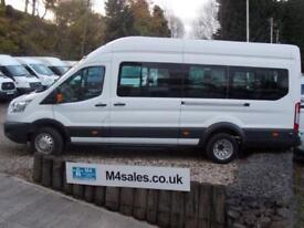 Ford Transit 125ps,17 seat minibus with a/con