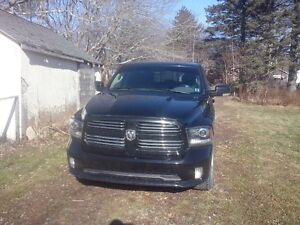 2013 Ram 1500 sport payment takeover