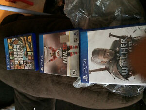 PS4 mint games for sale ! Hurry before there gone Kitchener / Waterloo Kitchener Area image 1