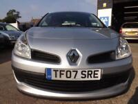 Renault Clio 1.2 16v ( 75bhp ) Extreme P/HIST 7 STAMPS DRIVE AWAY TODAY!