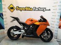 2012 12 KTM RC8 1190