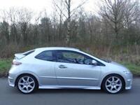 2008 08 Honda Civic 2.0i-VTEC Type R GT..LOW MILES..STUNNING !!