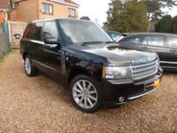 2010 Land Rover Range Rover 5.0 V8 Supercharged auto Autobiography top spec 4x4