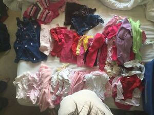 Girls clothes newborn - 6m