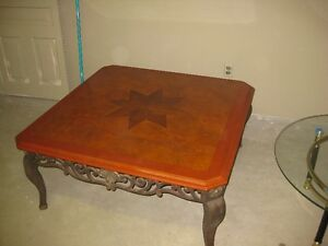 Wooden Coffee Table London Ontario image 3