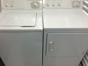 GE Matching Washer and Dryer - Heavy Duty