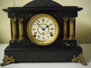 1850 Seth Thomas Mantel Clock