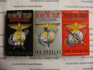 """The Heritage Trilogy"" by: Ian Douglas"