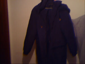 WOMANS WINTER COAT