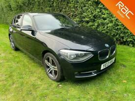 image for 2013 BMW 1 Series 120D XDRIVE SPORT Heated Leather Interior with FSH Hatchback D