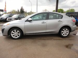 2011 MAZDA Mazda 3 Automatic FWD 4DR-4CYL-RUNS & DRIVES EXCELLE
