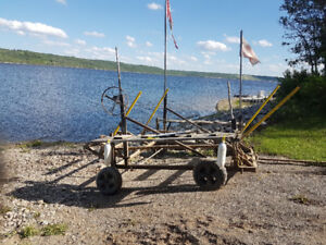 Boat lift for Sale  galvanized steel