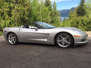 2006 Corvette Convertible Z51 PACKAGE NEAR MINT IN AND OUT