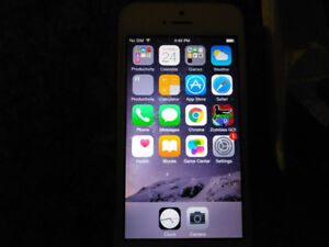 Iphone 5s(Unlocked)