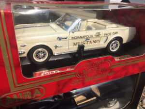 Ford Mustang 1964 1/2 pace car diecast 1/18 die cast