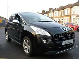 Peugeot 3008 Crossover 2.0HDi ( 150bhp ) FAP Exclusive 2010 / 60