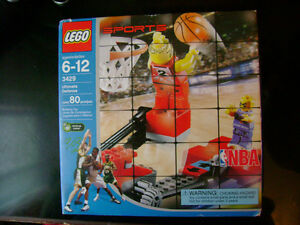 Lego 3429 Lego Sports NBA Ultimate Defense, NEW and SEALED