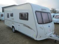 Bailey Senator Vermont Series 5 2006 2 Berth Single Axle Touring Caravan