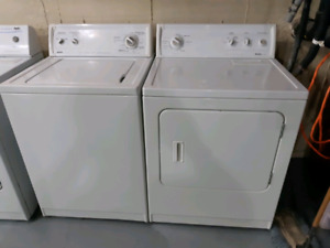 Great working Kenmore Washer and Dryer FS