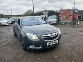 Vauxhall insignia 1.8 elite nav 2009 1 years mot vxr 19 inch alloys