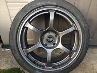 ROTA boost alloy wheels set of 4