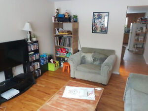 Seeking sublets May to September. For one or two rooms.