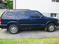 2003 GMC Jimmy SUV, Crossover