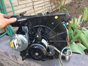 Bryant/Carrier power exhaust motor, inducer motor, circuit board