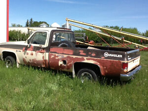 Looking to buy square body box -1985 Chevrolet 1500 Pickup Truck