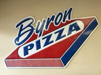 Byron Pizza is looking for an experienced instore staff member.