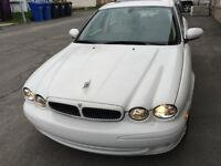 2002 Jaguar X-TYPE Sport Sedan