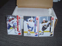 2010-11 DONRUSS HOCKEY COMPLETE SET 1-300 WITH ALL ROOKIE