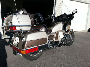 '85 Goldwing Serviced, Certified, Great Condition. Make an offer