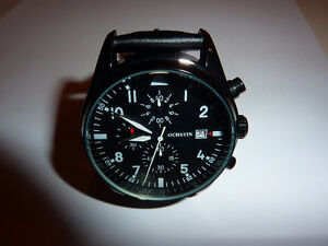 New Chronograph Watch